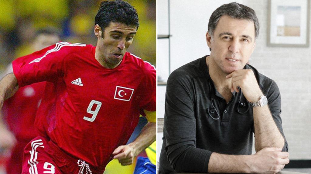 Hakan Şükür è tra i più famosi calciatori turchi del passato, ora è schierato politicamente contro il premier turco